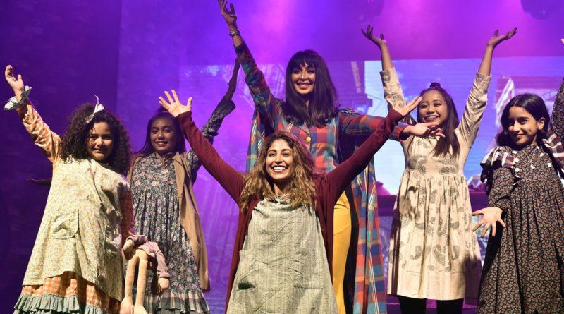 """مسرحية (تومورو) تحلق بالأطفال في أجواء الأمل في """"الشارقة الدولي للكتاب"""""""