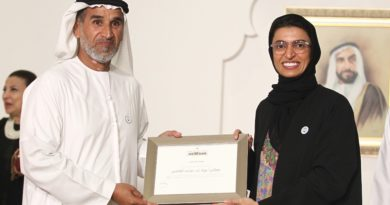 نورة الكعبي وزيرة الثقافة الإماراتية : قطاع الصناعات الثقافية والابداعية يمتلك فرصا واعدة
