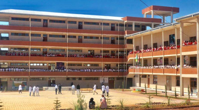 هيئة آل مكتوم الخيرية تفتتح مدرستين في أديس أبابا