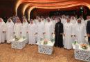 حمدان بن راشد يكرم المتقاعدين أصحاب أطول مدة خدمة لعامي 2017 – 2018