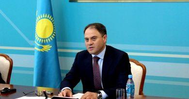 نائب وزير خارجية كازاخستان : الانتخابات الرئاسية تاريخية والأكثر تنافسية