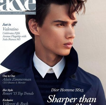 Paul Kiefer says modeling is my way to be an actor