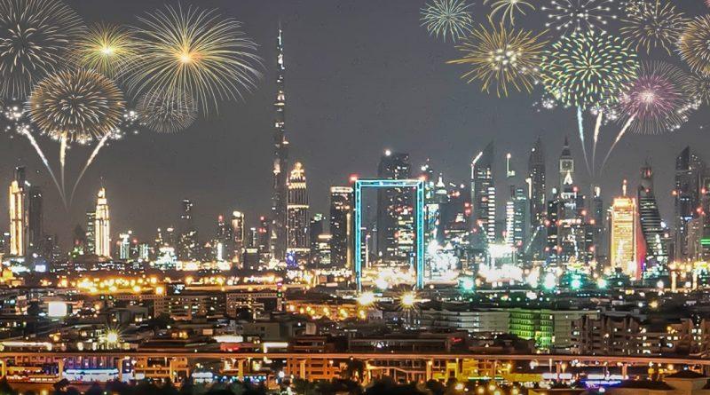 البندر روتانا يبهر ضيوفه خلال احتفالات العام الجديد