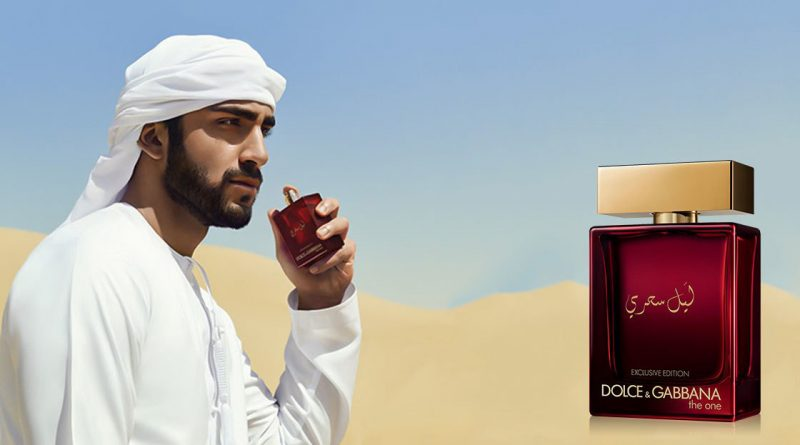 Rayan Baghdadi -one of the first Iranian models working with a notorious brand such as Dolce & Gabbana