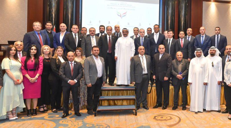 جمال  الجروان :مصر فى صدارة الدول والجهات العربية  الجاذبة للإستثمارات الاماراتية