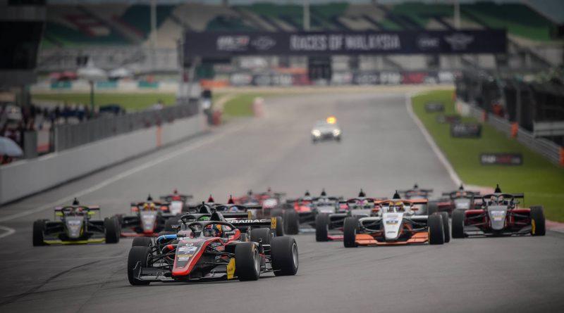 """""""جيتي للإطارات"""" تطلق سباق الشرق الأوسط لأول مرة في سباقات دبي وأبو ظبي F3 آسيا"""