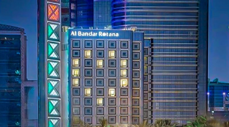 البندر روتانا يشارك في مبادرة تطلقها دائرة السياحة والتسويق التجاري