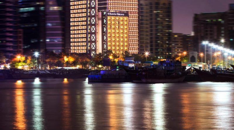 البندر روتانا يرحب باستعدادات دبي الصحية