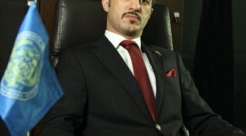 وزير خارجية البرلمان الدولي للأمن والسلام يشكر الإمارات على مساعداتها لبيروت