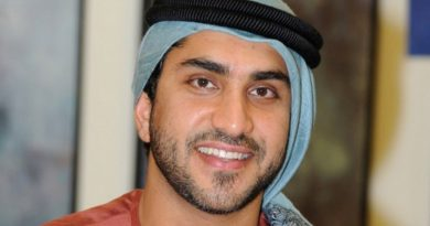 """محمد بن فيصل القاسمي : """"يوم الشهيد"""" مناسبة عز وفخر بتضحيات أبناء الامارات"""