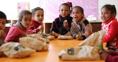 الأغذية العالمي تتعاون مع شويترامز دبي لتوفير مليون وجبة لأطفال المدارس فى المنطقة