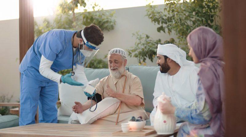 وزارة الصحة ووقاية المجتمع تخصّ كبار المواطنين بأفضل الخدمات الصحية الوقائية لحمايتهم من العدوى بكوفيد-19