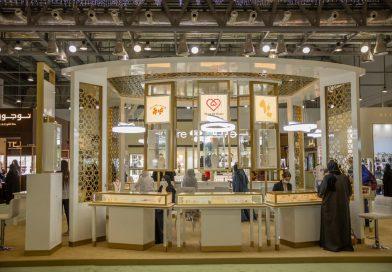 """معرض """"جواهر الإمارات"""" يؤكد مكانة الدولة كوجهة رائدة في صناعة الذهب والمجوهرات"""