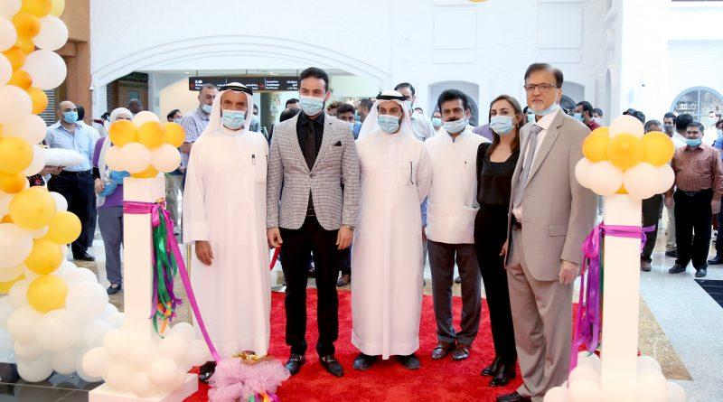 """""""حول الإمارات"""" للمفروشات المنزلية تفتتح أحدث متاجرها في """"كابيتال مول""""- أبوظبي"""