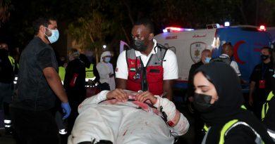 بالتعاون مع شرطة دبي ومؤسسة دبي لخدمات الاسعاف: كليات التقنية تنظم محاكاة لحادث مروري كبير مستهدفة التدريب التطبيقي لطالبات  الطب الطارئ
