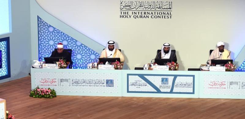 تنافس كبير على المراكز الاولى في مسابقة دبي الدولية للقرآن الكريم