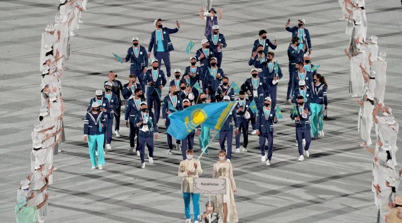 Pioneering Achievements of Kazakhstan in Tokyo  Kazakh Olympics  President Pledges to Develop Mass Sports