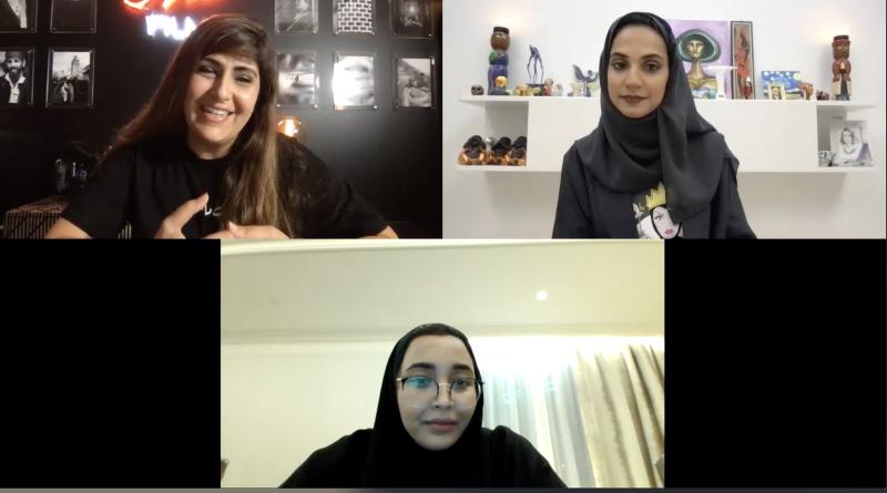 """المخرجتان رشا عامر وريحانة الهاشمي في""""الشارقة السينمائي"""": المرأة أثبتت نفسها في صناعة الأفلام"""